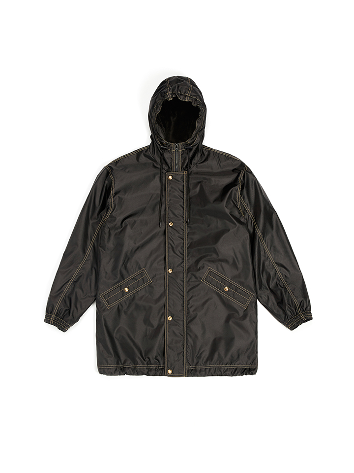 TEAM PARKA JACKET_black