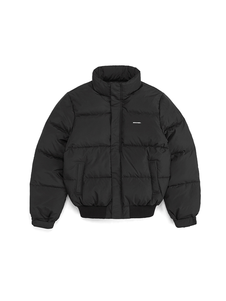 DOWN PUFFER JACKET_black
