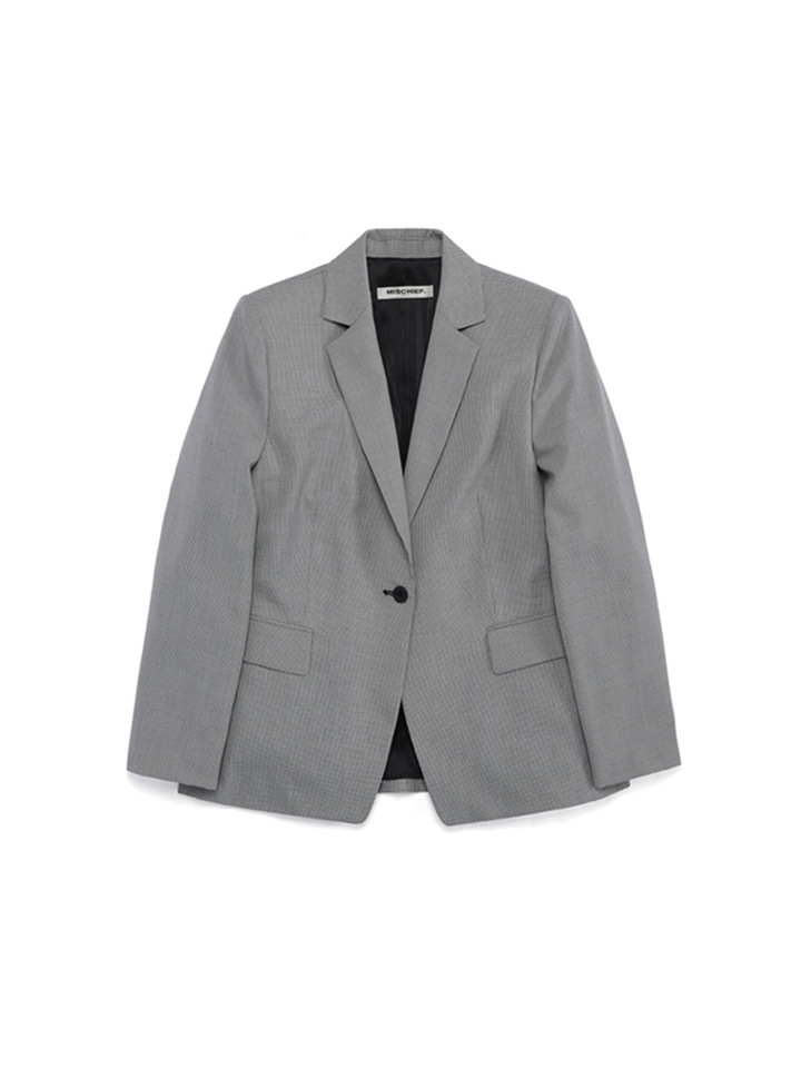 MOD SUIT JACKET_gray check