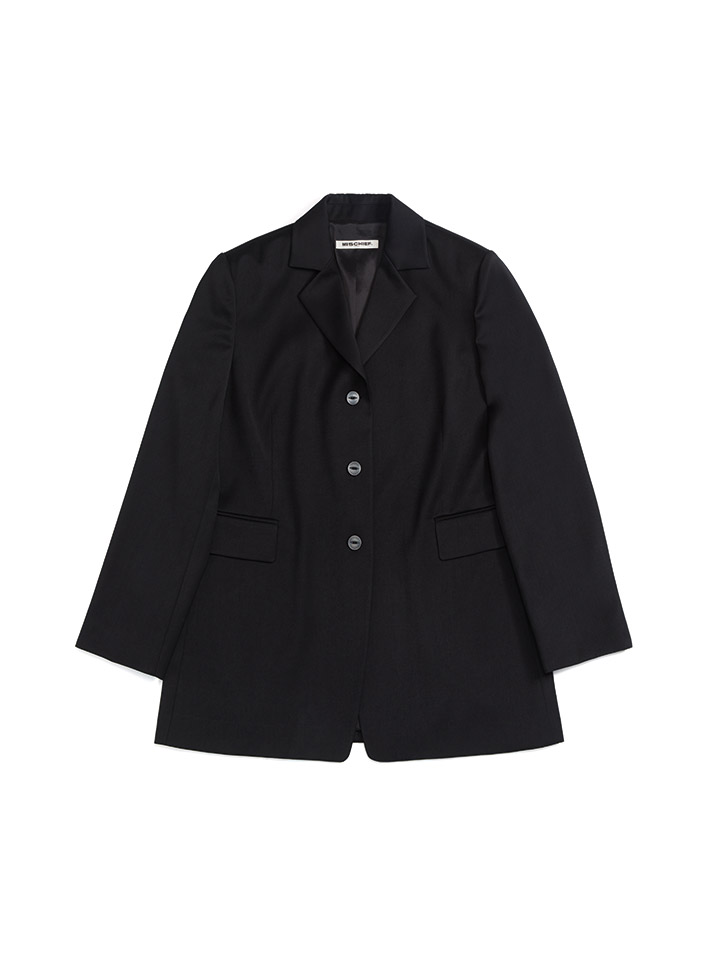 TAILORED BLAZER_black