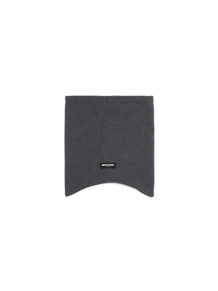 FLEECE NECK WARMER_gray