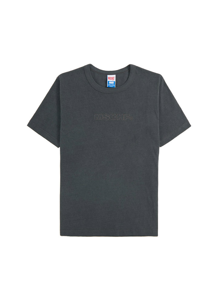 PIGMENT DYED BASIC_ faded black