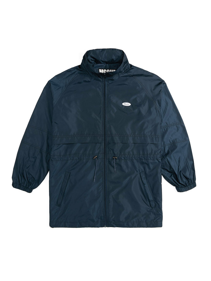 LIGHTWEIGHT WINDBREAKER_navy