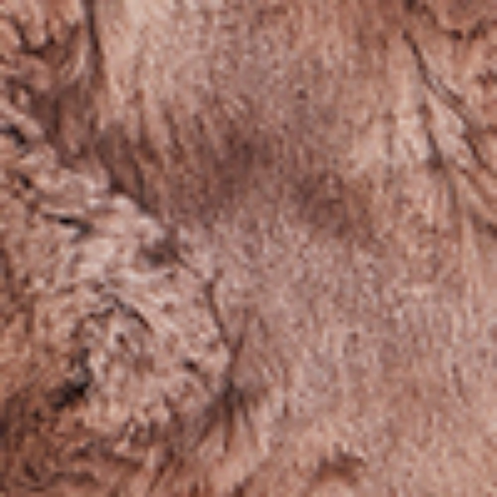 FAUX FUR HAND WARMER_tan