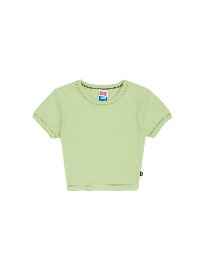 FITTED STITCH_lime