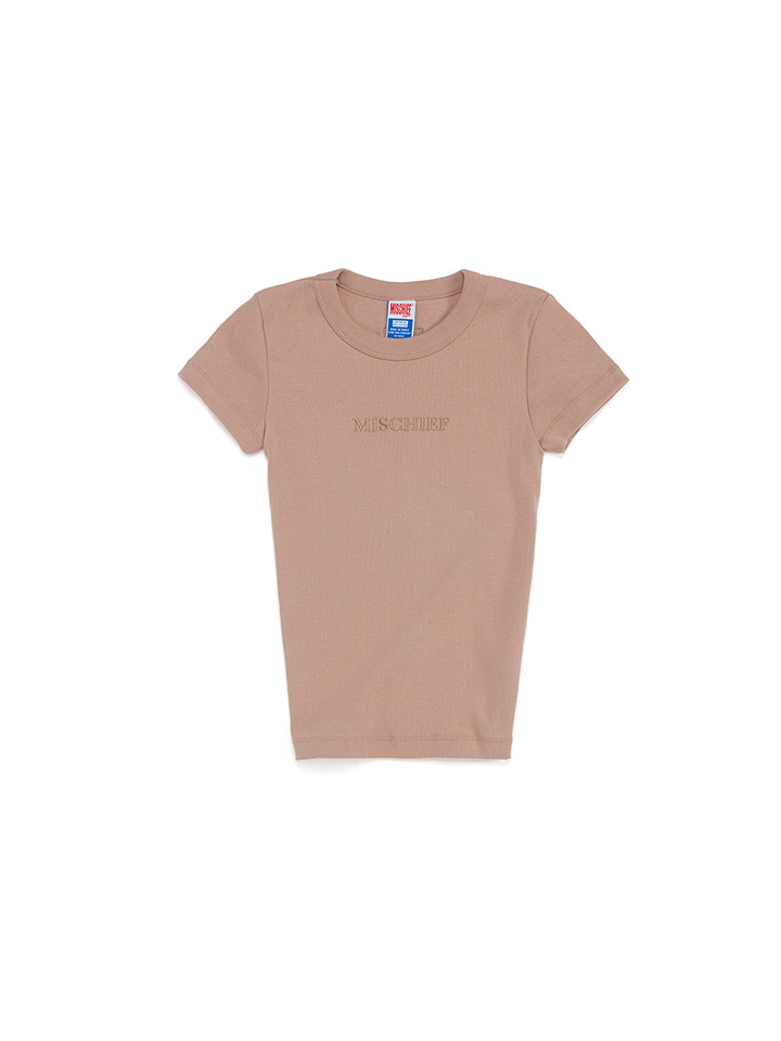 FITTED BASIC_blush beige