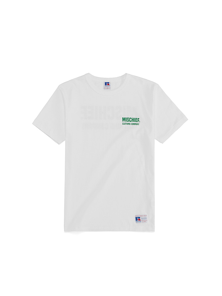 JERSEY TEE_white