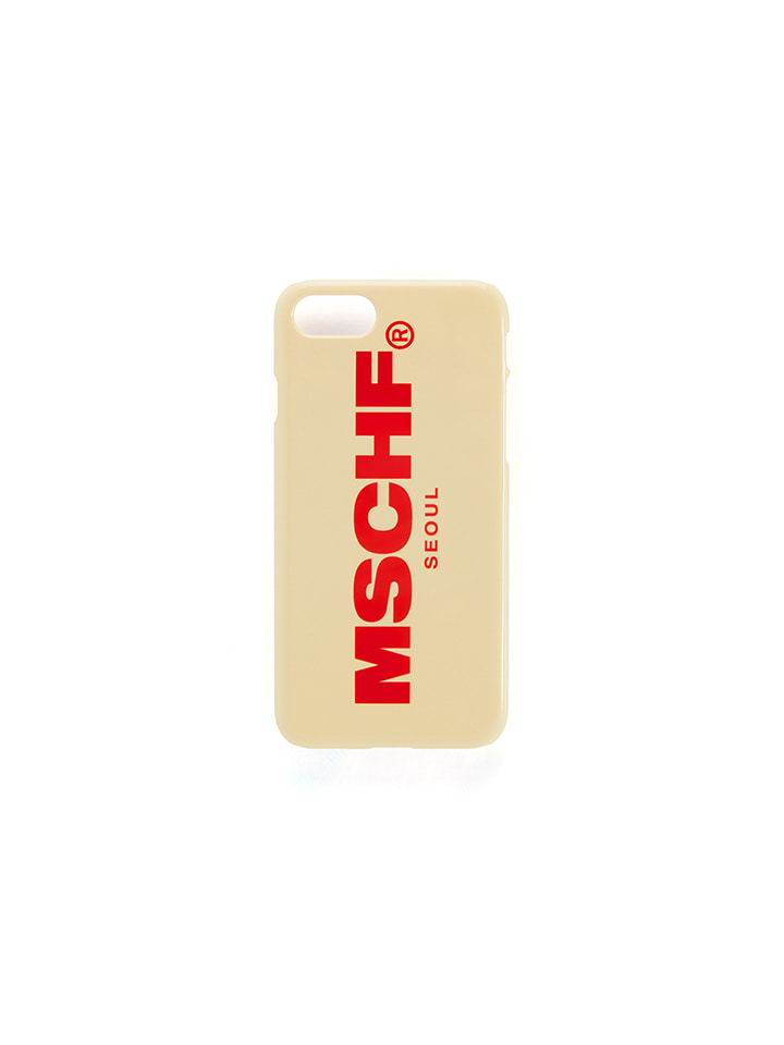 IPHONE CASE_cream yellow