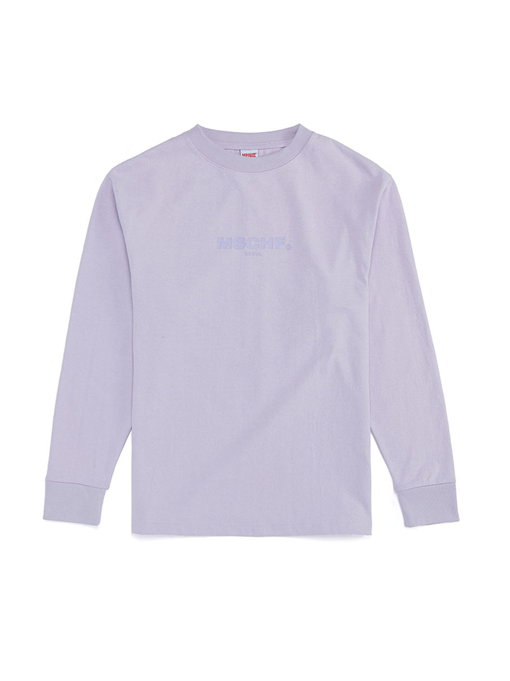 LOUNGE SET LONG SLEEVE_lavender