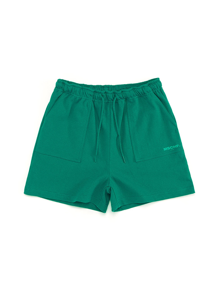LOUNGE SET SHORTS_turquoise