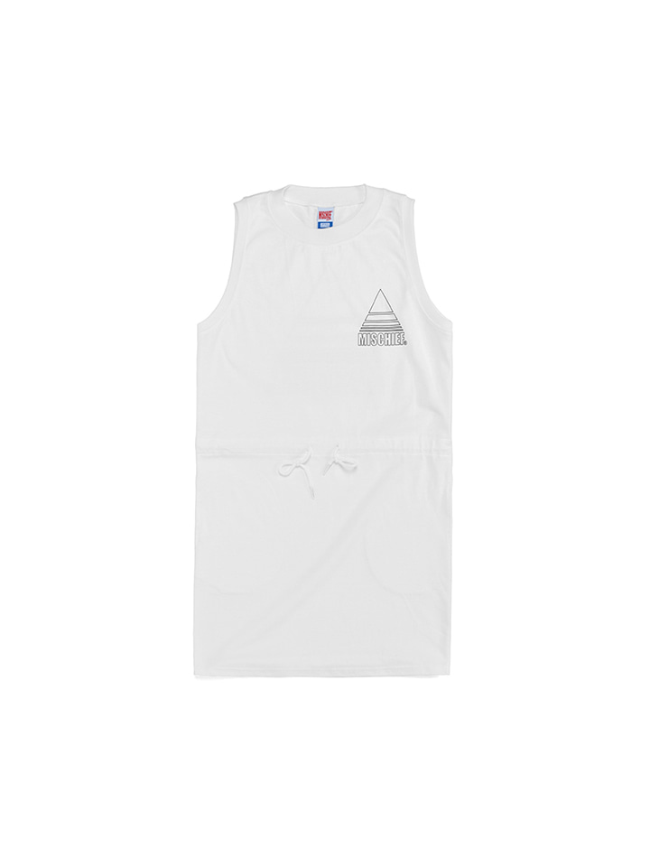 TENNIS DRESS_white