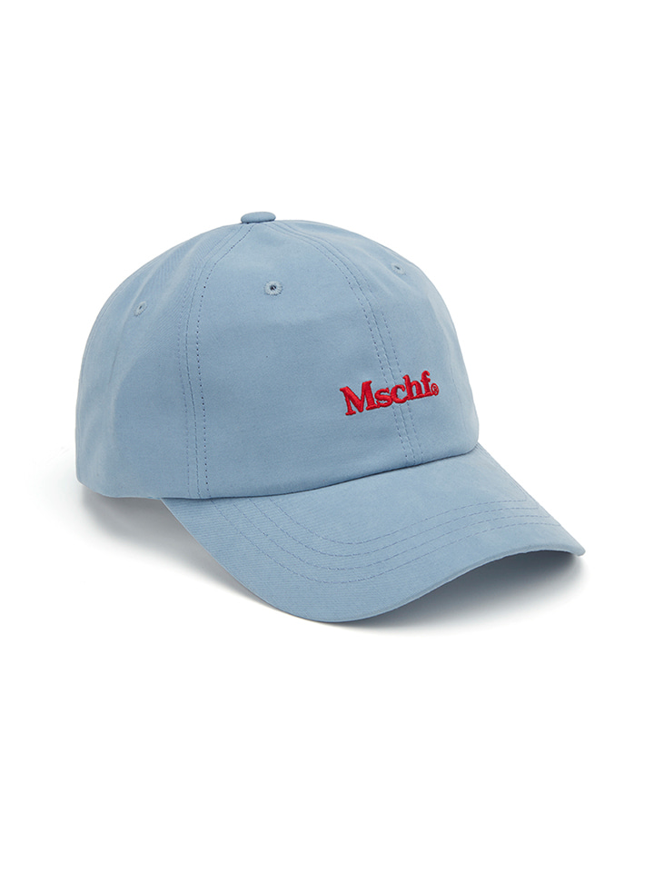 TENCEL BALL CAP_blue
