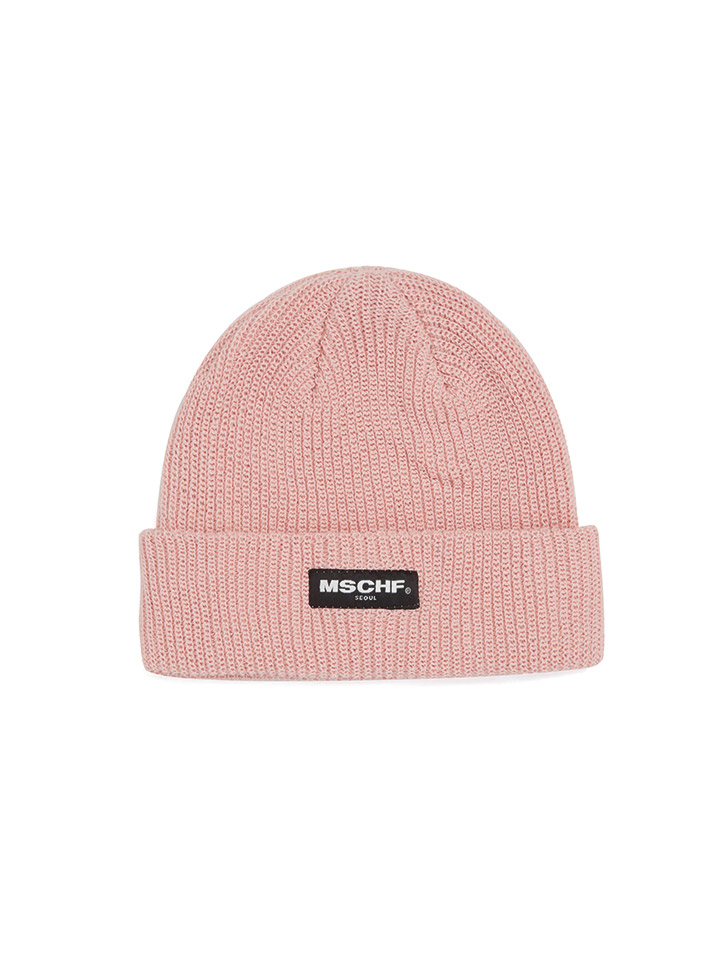 BEANIE_indian pink