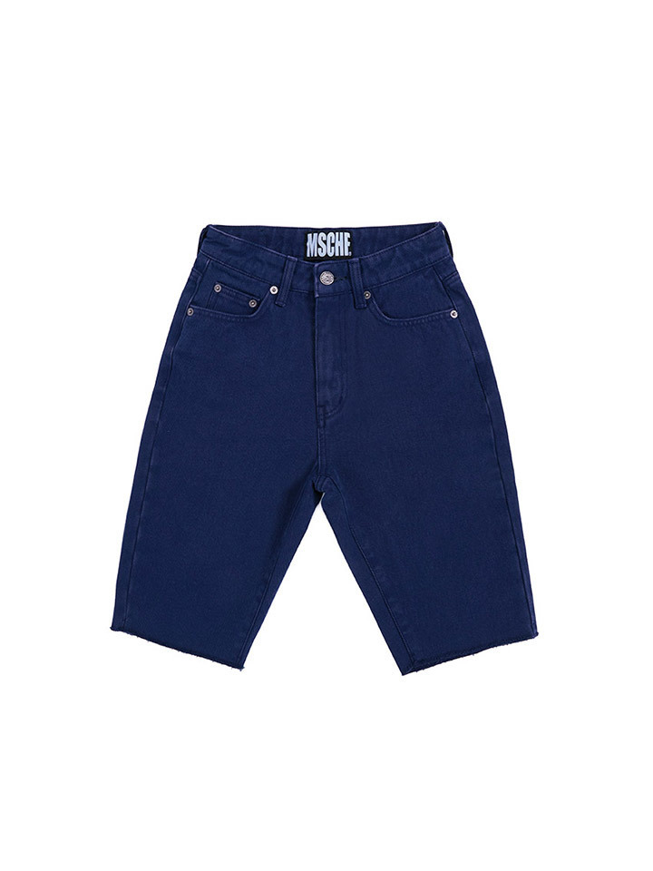 KNEE LENGTH PANTS_navy