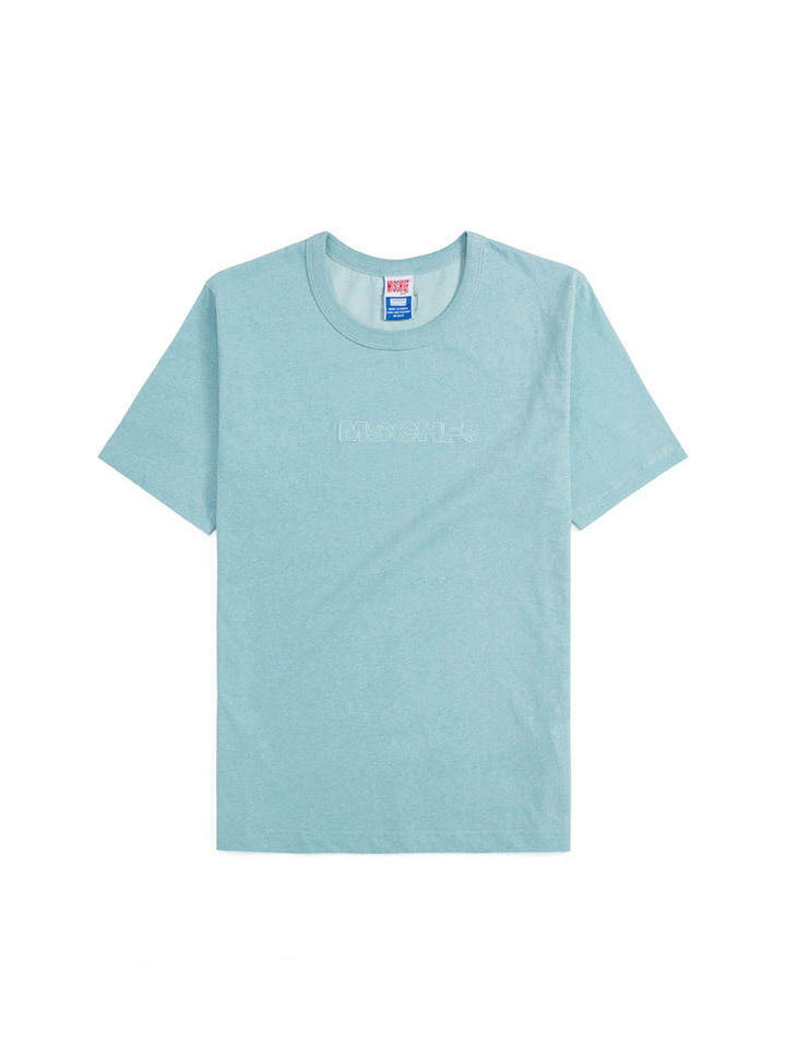 PIGMENT DYED BASIC_faded sky blue