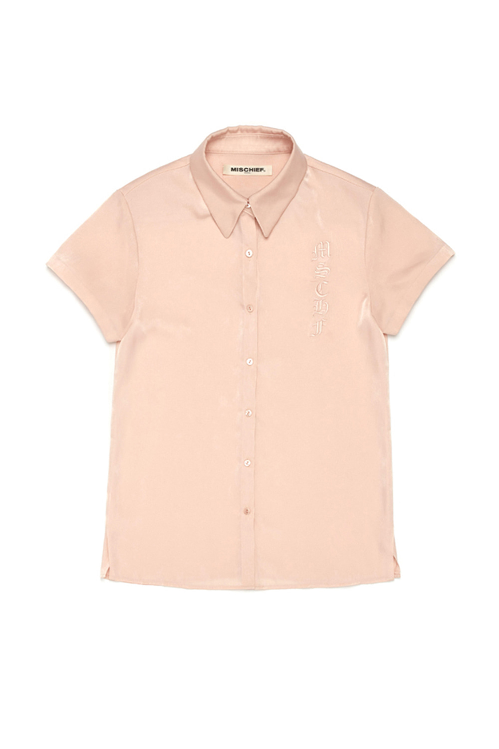 SATIN SHIRTS_light pink