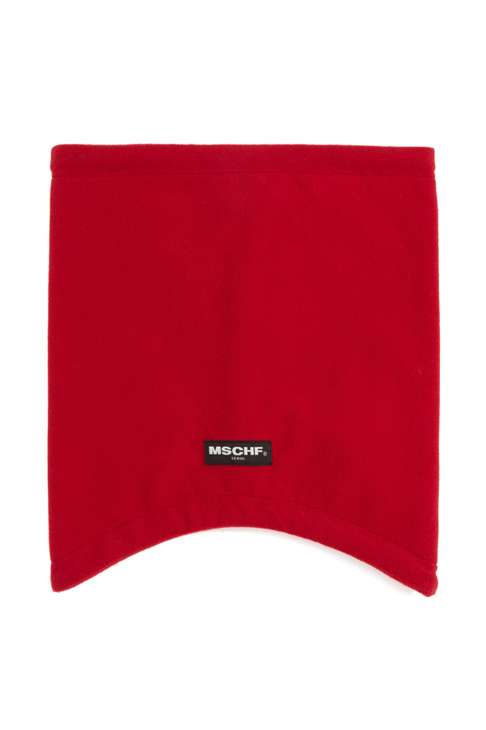 FLEECE NECK WARMER_red