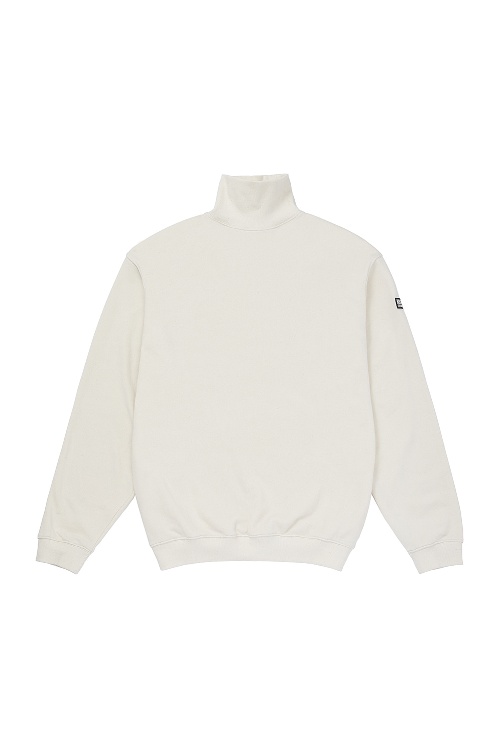 TURTLENECK SWEATER_cream