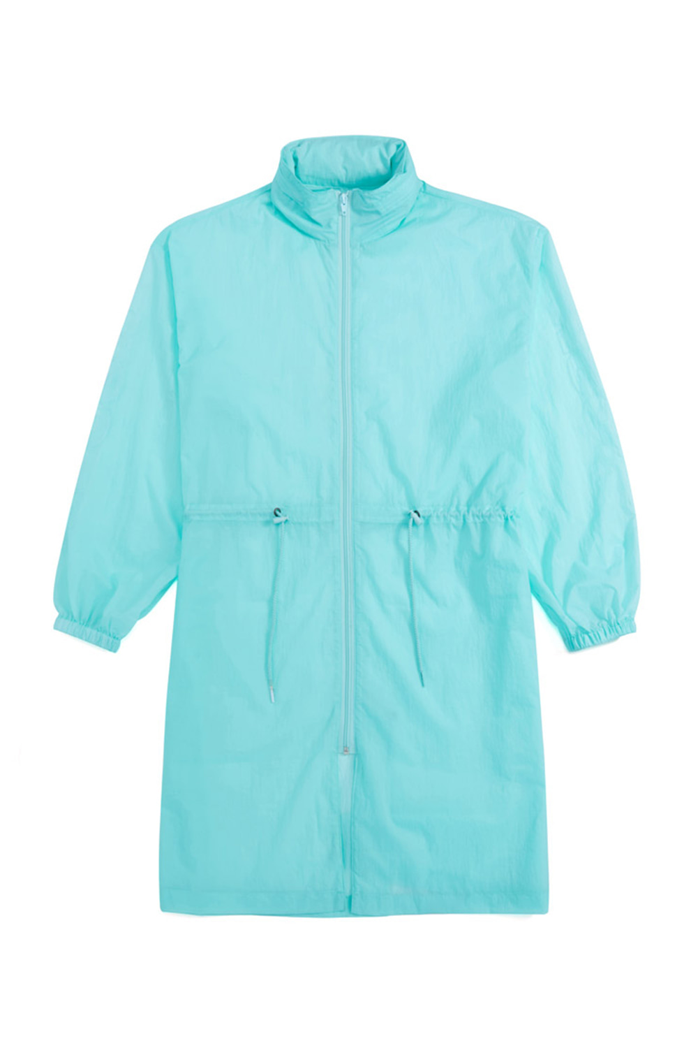 LIGHTWEIGHT LONG PARKA_mint