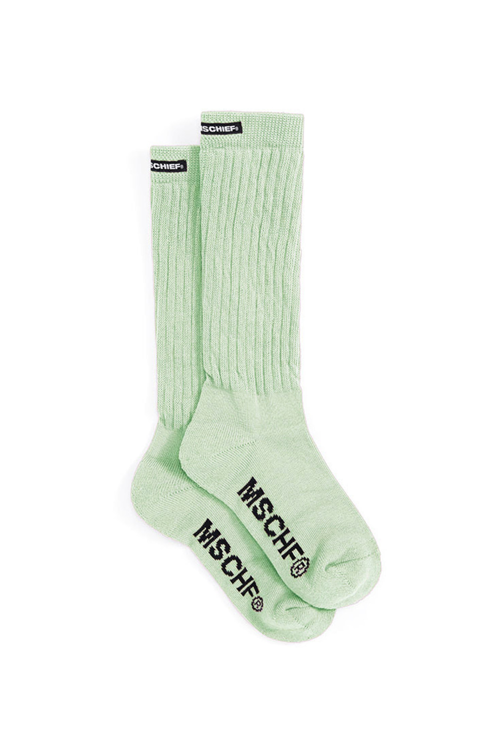 MIDDLE TUBE SOCKS_mint