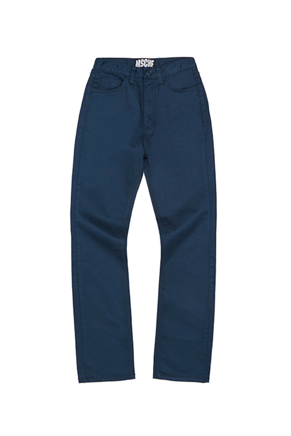 STRAIGHT PANTS_blue
