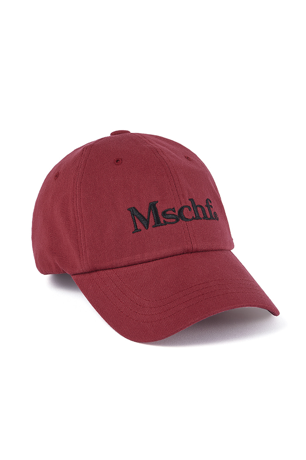 CULTURE BALL CAP_faded red