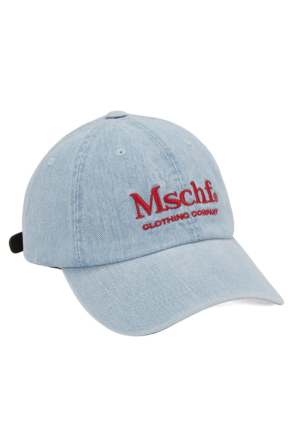 DENIM BALL CAP_light blue