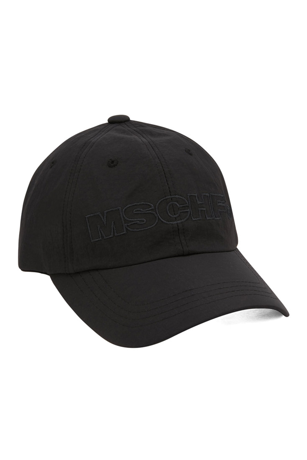 NYLON BALL CAP_black