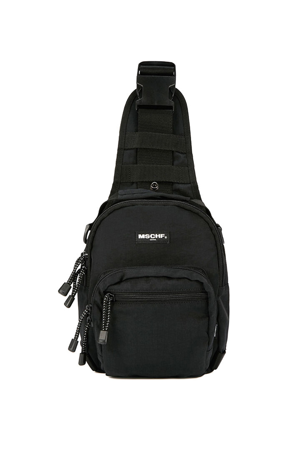 CROSS BODY SLING BAG_black