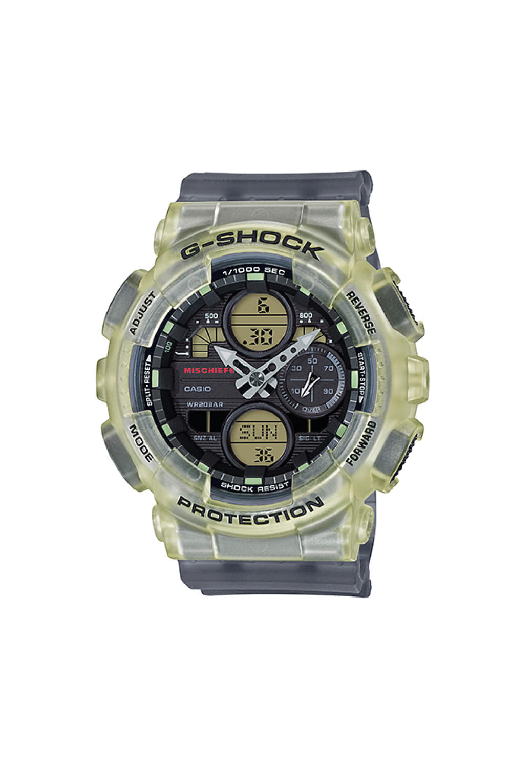 CASIO X MSCHF_GMA-S140MC-1A