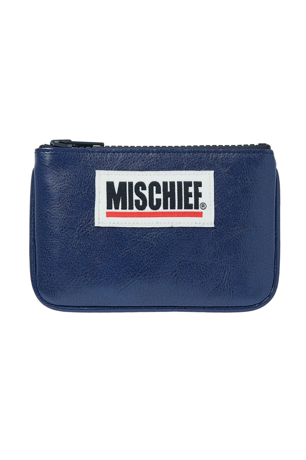 MINI ZIP WALLET_navy