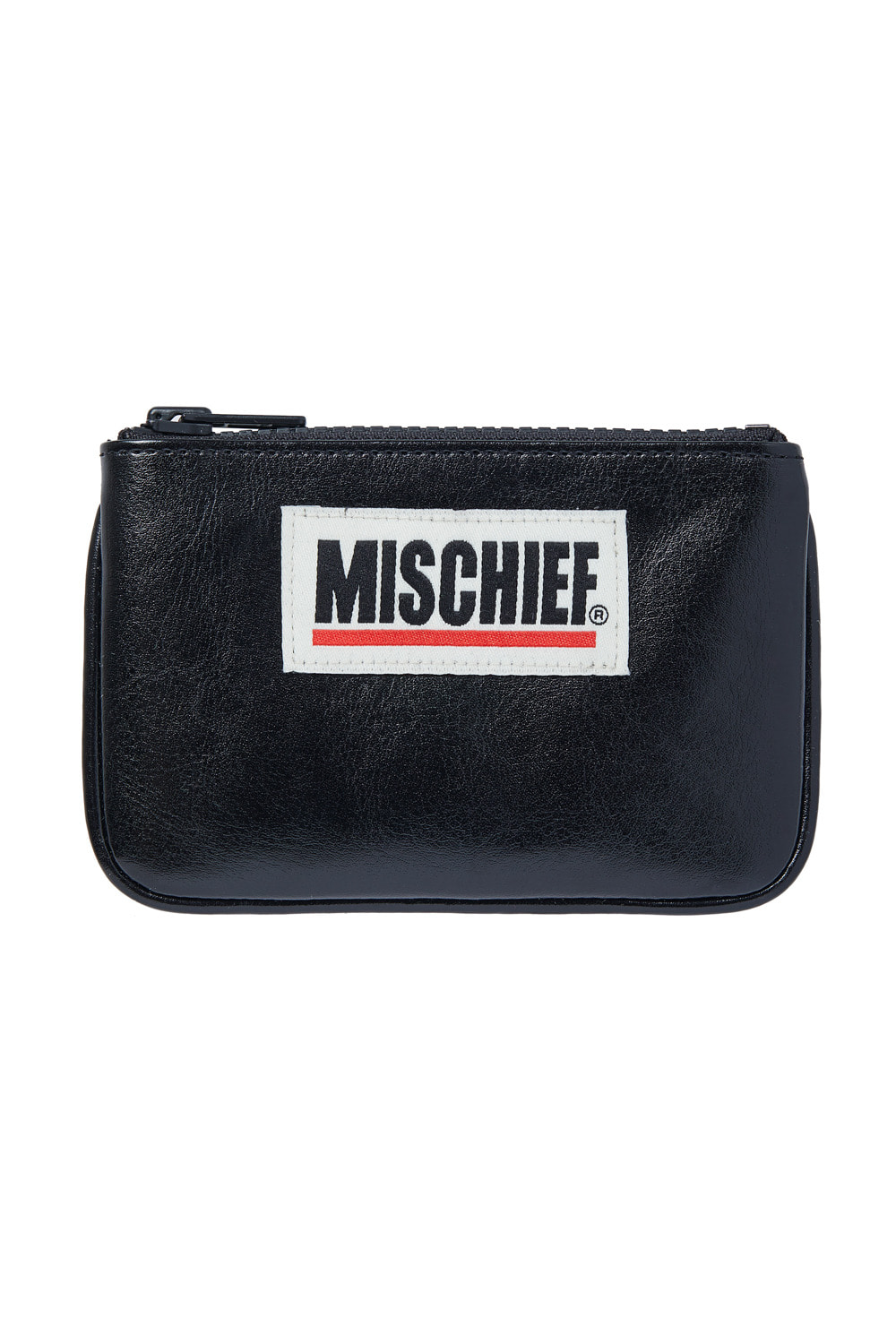 MINI ZIP WALLET_black