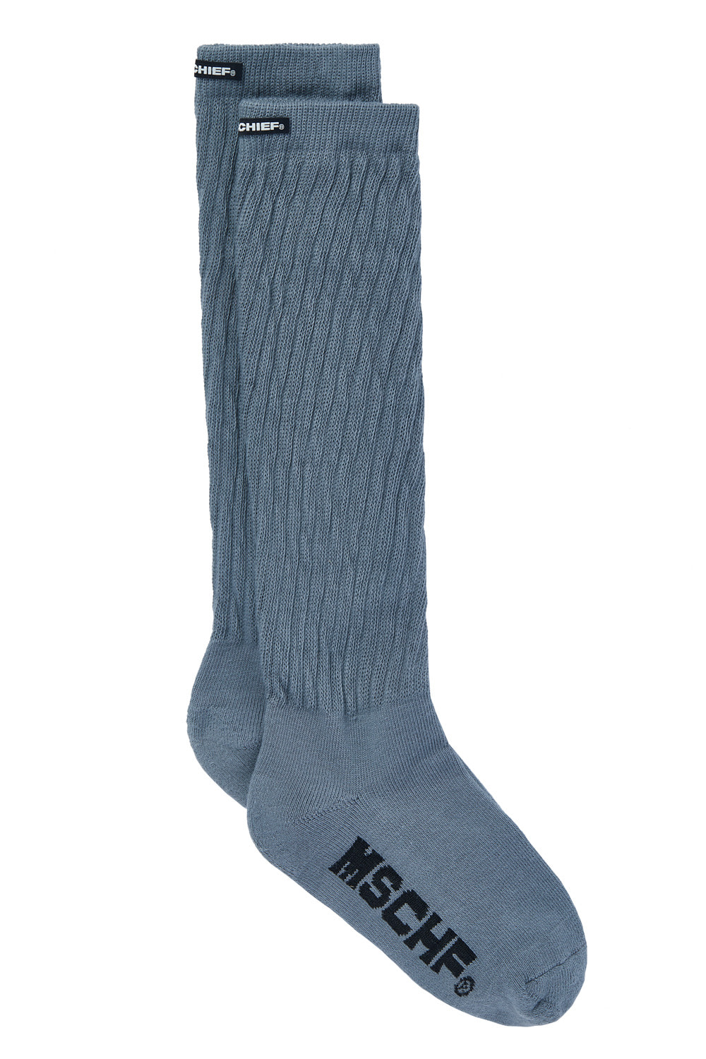 LONG MIDDLE TUBE SOCKS_gray