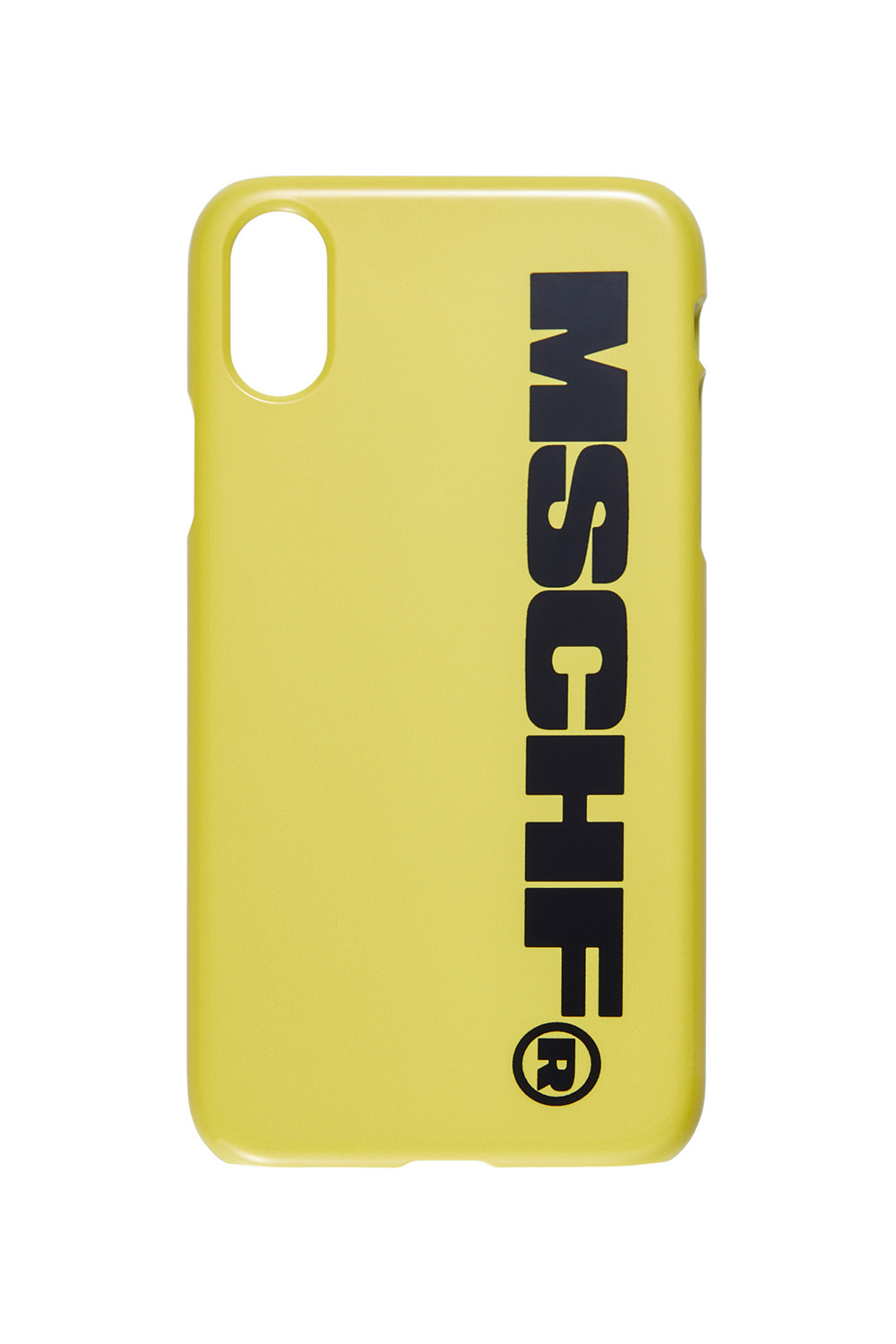 MSCHF_IPHONE CASE_yellow/black