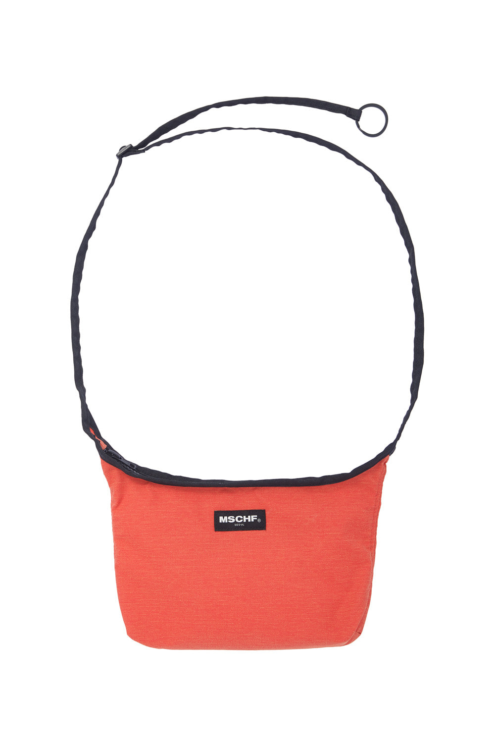LIGHT CROSS BODY BAG_orange