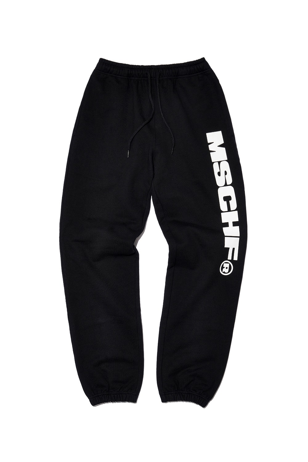 MSCHF SWEAT PANTS_black/white