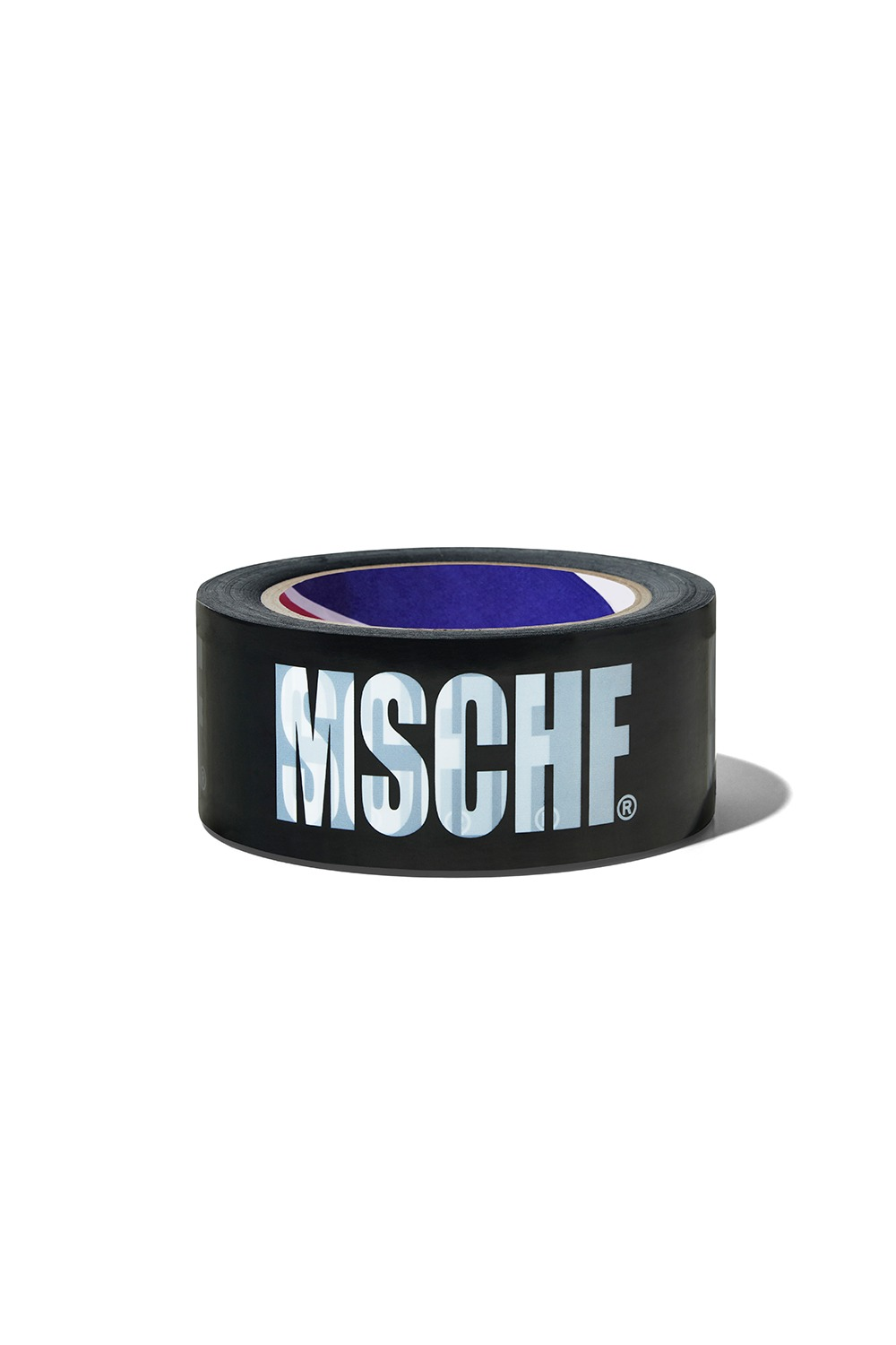 MSCHF LOGO PACKING TAPE_black