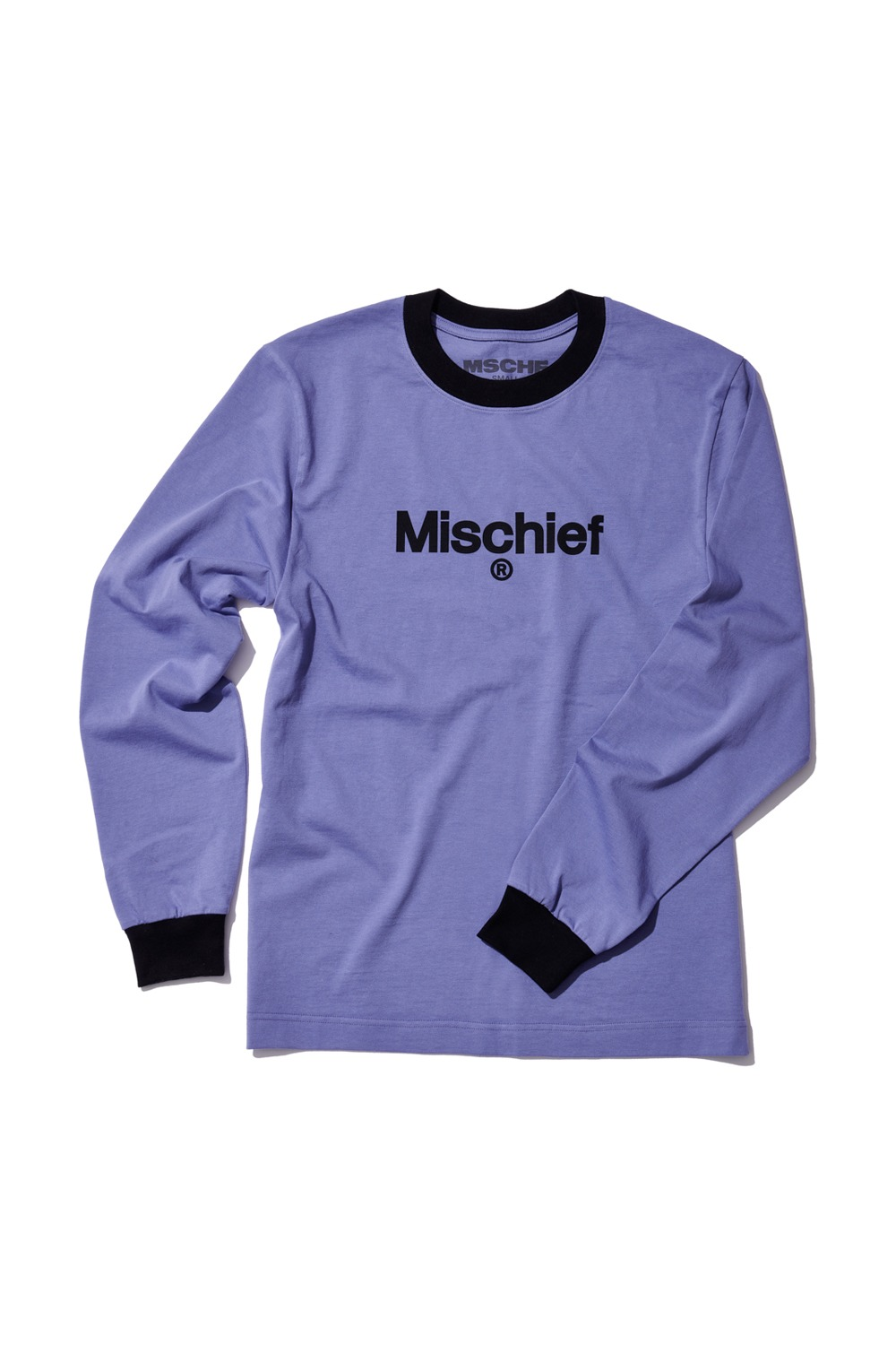 UNIFORM LONG SLEEVE TEE_lavender