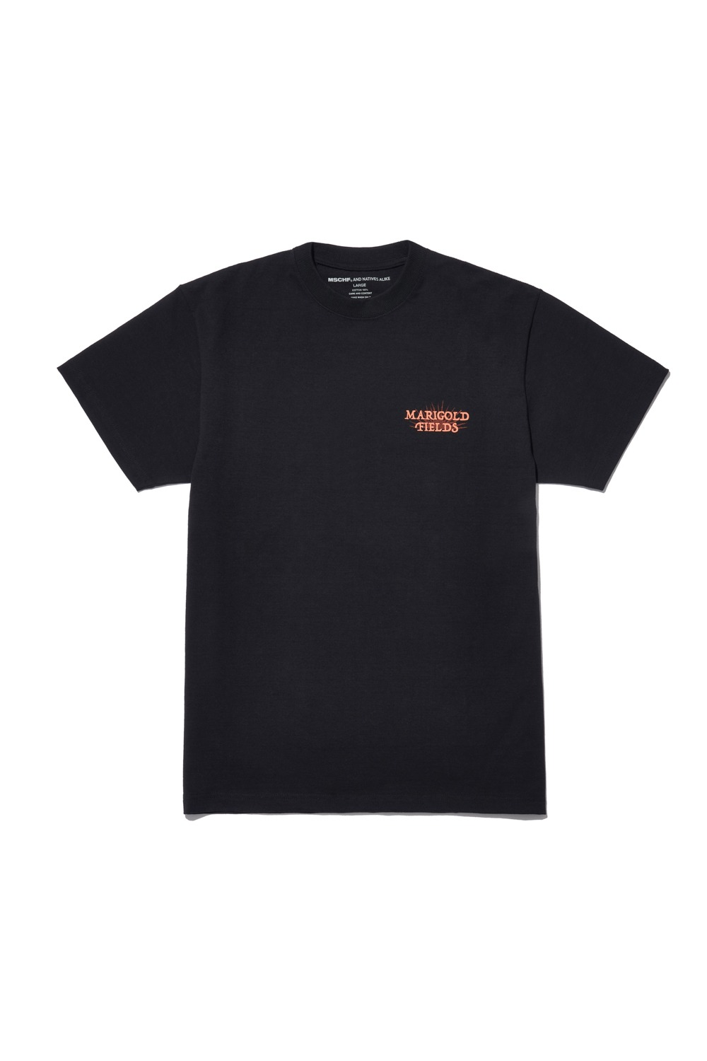 E SENS X MSCHF MARIGOLD FIELDS T SHIRT_black