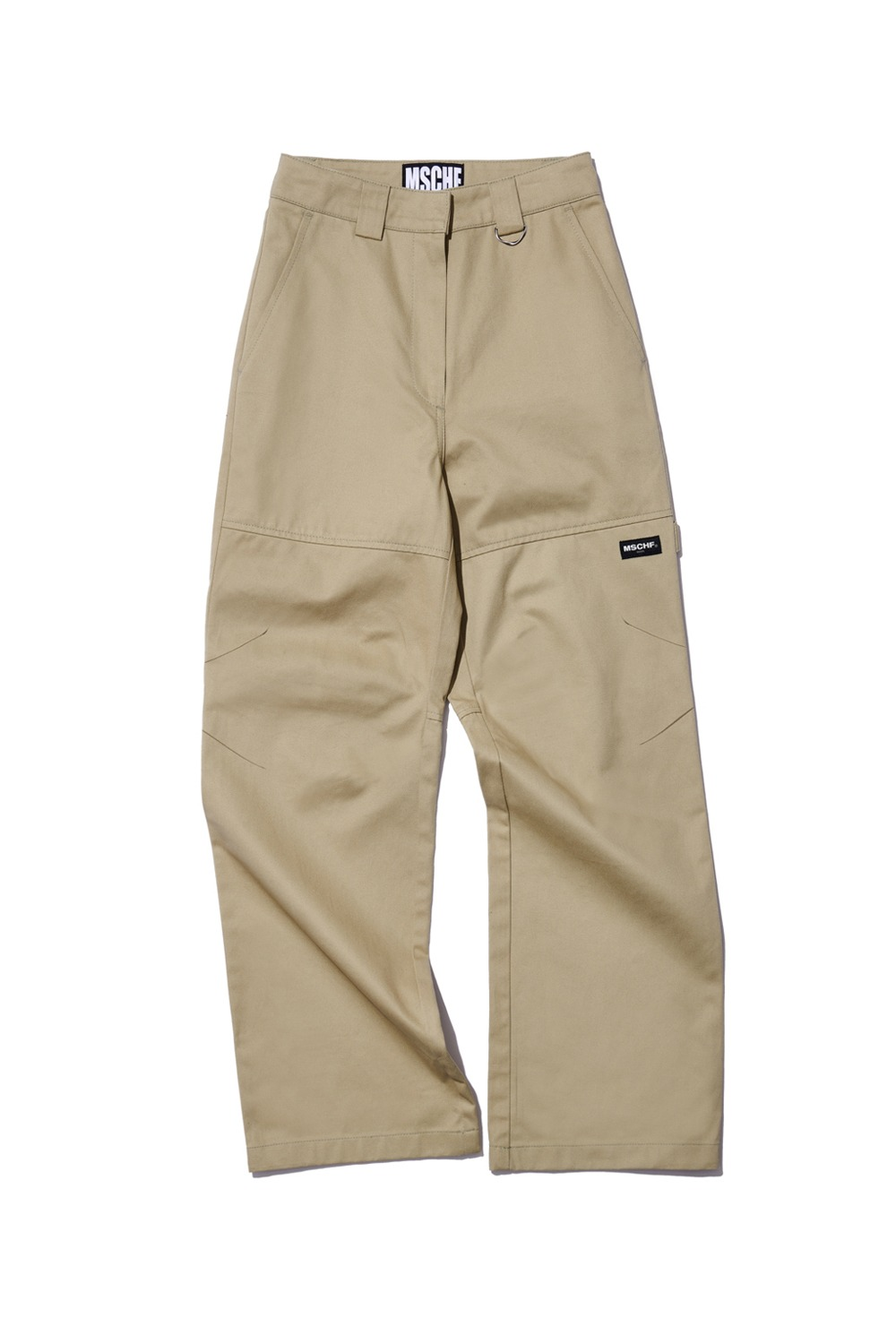 UTILITY CARGO PANTS_sand