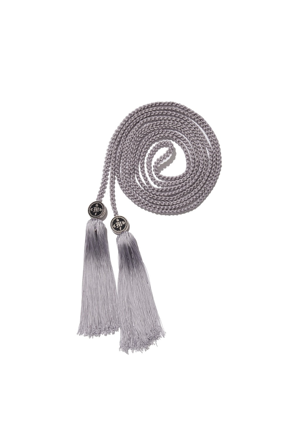 PROJECT MAGO_TASSEL STRAP_GREY