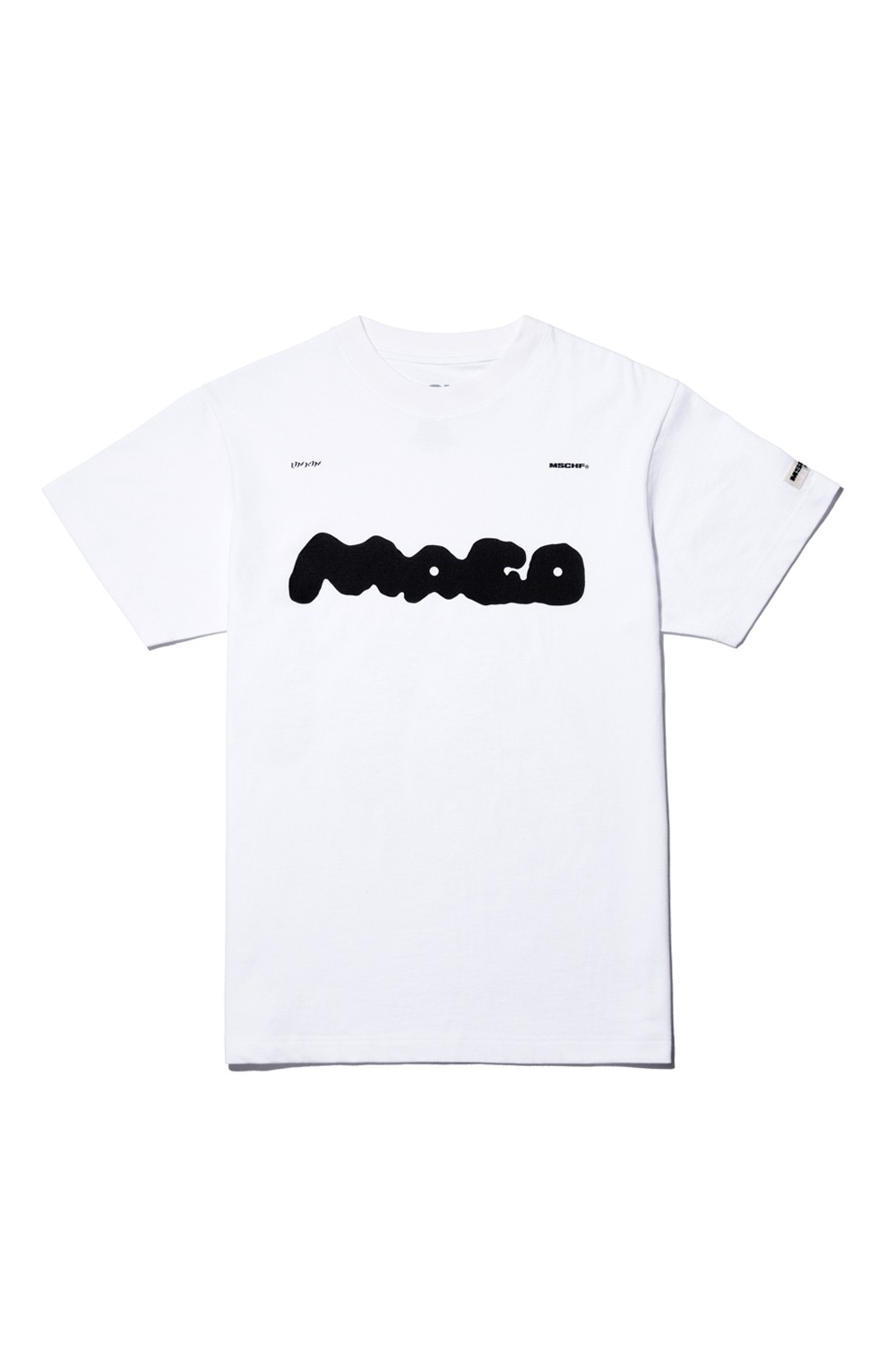 PROJECT MAGO_PROJECT MAGO T-SHIRT_WHITE
